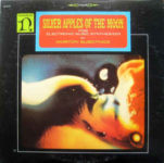 Morton Subotnick: Silver Apples Of The Moon (1967, Nonesuch Records)