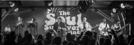 Debutové vystoupení Brit Funk Association 17. února 2016