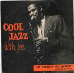 Joe Harriott Jazz Quartet: Cool Jazz With Joe (1960, MeloDisc Records)