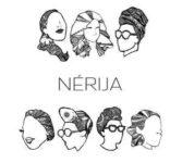 Původní obal vydání EP desky Nérija (2016, vlastní náklad)