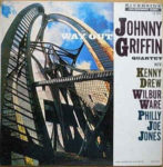 Johnny Griffin Quartet: Way Out! (1958, Riverside Records)