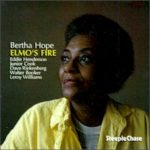 Bertha Hope: Elmo's Fire (1991, SteepleChase Records)