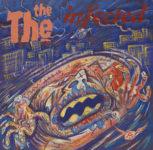 The The: Infected, druhá verze obalu