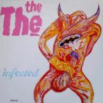 Necenzurovaný obal singlu The The Infected (1986, Some Bizzare Records))