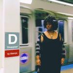 Akenya: obal singlu Disappear (2015)