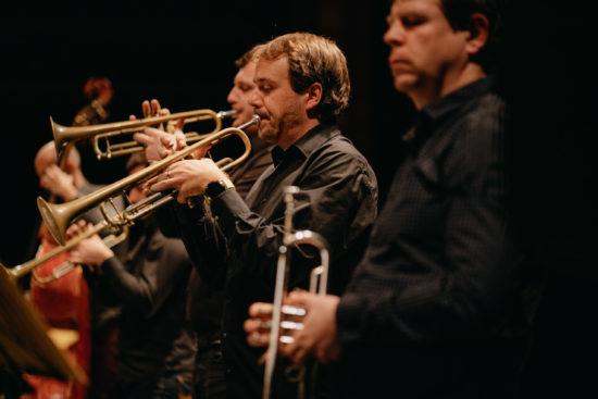 Trumpetová sekce Cotatcha Orchestra