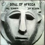 Hal Singer & Jef Gilson: Soul Of Africa (1974, Le Chant Du Monde)