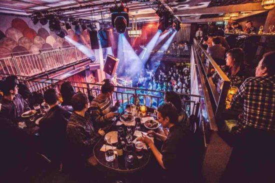 Jazz Café, 5 Parkway, Camden Town, London, UK