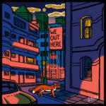 Kompilace We Out Here (2017, Brownswood Recordings)