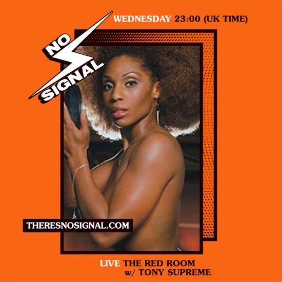 Od prosince 2020 moderuje středeční noční pořad Red Room na londýnské rozhlasové stanici No Signal Dj Tony Supreme