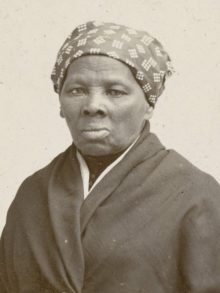 Portrét Harriet Tubman z roku 1895