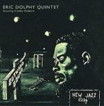 Eric Dolphy: Outward Bound (1960, NewJazz/Prestige Records)