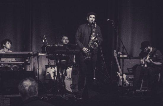 Bristolské seskupení Ishmael Ensemble