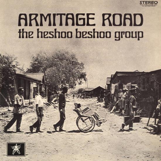 The Heshoo Beshoo Group: Armitage Road (1970, EMI Little Giant)