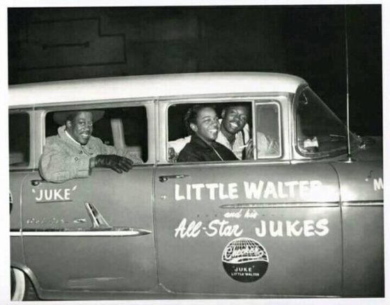 Little Walter and his All-Star Jukes