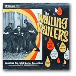 Eponymní debut The Wailing Wailers (1965, Studio One Records)