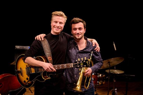 Alf Carlsson/Jiří Kotača Quartet 28.11.2019   David Poul   www.davidpoul.cz
