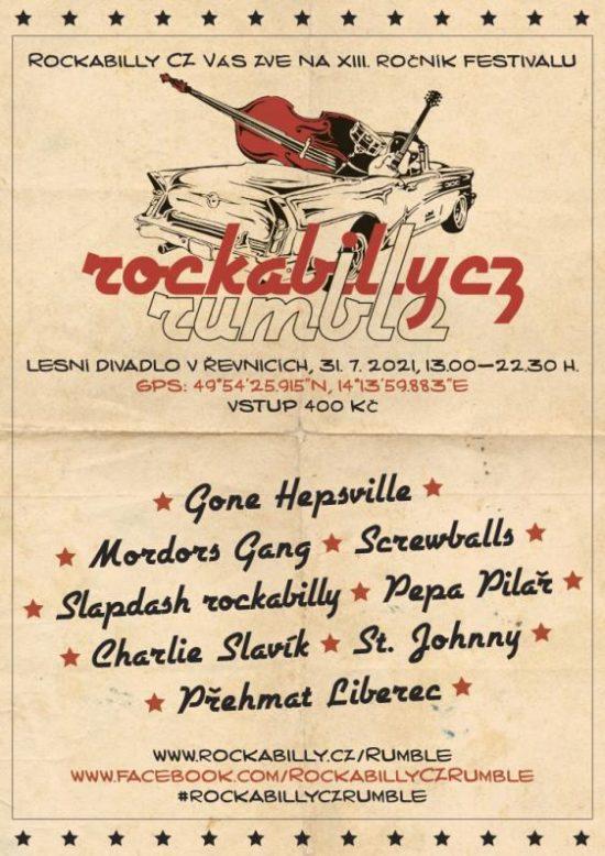 Rockabilly CZ Rumble 2021