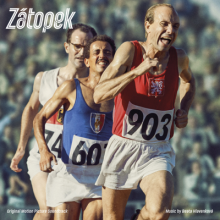 Beata Hlavenková: Zátopek Original Motion Picture Soundtrack (2021, Minority Records_foto by Marcel Rozhoň)