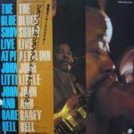 John Littlejohn and Carey Bell: The Blues Show! Live At Pit Inn (1982, Yupiteru Records)