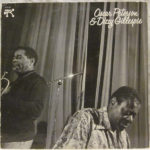 Oscar Peterson & Dizzy Gillespie (1975, Pablo Records)